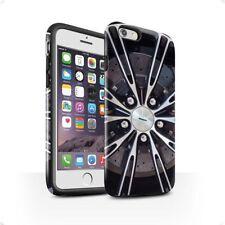 Housses et coques anti-chocs argentés iPhone 6 pour téléphone mobile et assistant personnel (PDA)