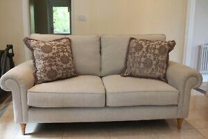 2 Laura Ashley sofas suite great condition rare