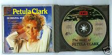 CD PETULA CLARK 20 ORIGINALS HITS MOST OF PETULA CLARK (EMI)