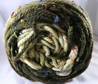 Caron Sprinkle Cakes Yarn Lovely Layers Mocha Rainbow Crochet Knit Knitting
