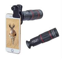 Téléobjectif Universel 18X Pour Objectif Téléphone Portable Smartphone Apl-18Xt