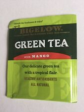 Bigelow Mango Green Tea (15 Sealed Packets)