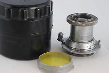 INDUSTAR 22 3.5/50 Russian Lens M39 Fed Leica Zorki RED P