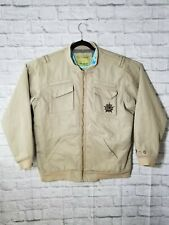 Oakley Vtg Mens Science And Art Winter Hoodie Jacket Coat Size Large L Canvas