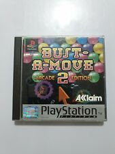 Bust-A-Move 2 Arcade Edition PlayStation 1 ps1 pal España COMPLETO