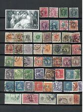 Sweden Europe Collection Postal Used Stamp See 2 Scans Lot (Sverge 50/51)