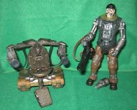Playmates Terminator Salvation T1 & T600 Action Figures (Neca + McFarlane Scale)
