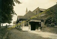 Fairlop Railway Station Photo. Barkingside - Hainault. Ilford to Chigwell. (3)