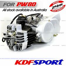 KDF PY80 PW80 80 PW PY NEW ENGINE BIKE FOR YAMAHA PEEWEE80 MOTOR JS80PY 80CC