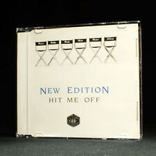 New Edition - Hit Me Off - music cd EP