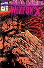 Marvel Comics Presents # 84 (Weapon X by Barry Windsor-Smith) (Estados Unidos, 1991)