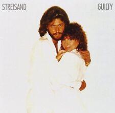Barbra Streisand and Barry Gibb - Guilty CD Album 1980
