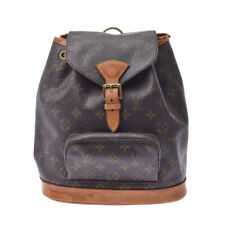 LOUIS VUITTON Monogram MontsourisMM Brown M51136 bags 802500030671000