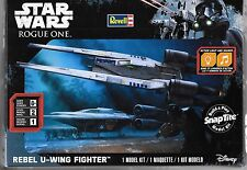 Revell Star Wars Rogue One, Rebel U-Wing Fighter, Snap Tite
