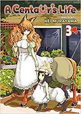 Centaur's Life Vol. 3, A, Kei Murayama, Excellent Book