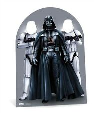 Star Wars Child Size Stand In Cardboard Cutout / Stand Up / Standee Vader Photos