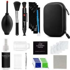 Professional Lens Cleaning kit Tools for Canon Nikon DSLR Camera 9 in 1