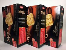 Dare Foods Maple Leaf Creme Cookies 3 / 10.6 oz Boxes ~ FREE SHIPPING