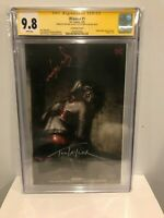 DCeased #1 CGC SS 9.8 Virgin Varint Signed by Jeehyung Lee & Tom Taylor