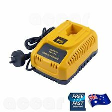 Battery Charger for Dewalt 7.2V-18V Ni-Cd Ni-MH DC9039 DW9095 DW9098 AU Plug