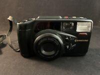 Samsung AF Zoom 170 35mm Film Camera w/ Case