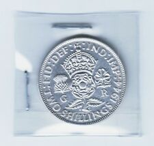 Great Britain silver coin - Two Shillings (Florin) 1944 - GEORGIVS !