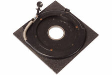 Sinar Objektiv Platine Lens Board Druckblende 4x5 Größe 0 F F1 F2 P P2 Horseman