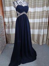 (A180) Ausgefallenes Damen Abendkleid GR: GR: M/40/42
