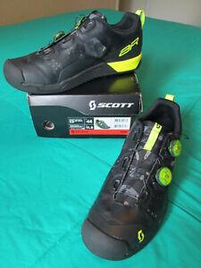 SCOTT MTB AR BOA CLIP Cycling Shoes Men's 11.5 NEW