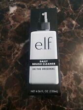 e.l.f. Studio Daily Brush Cleaner Sanitizer 4.06 Elf -Sealed - See Details!