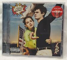 New Sealed CD 2019 Lana Del Rey NFR! With Poster