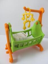 Playmobil Dollshouse/Victorian/Palace furniture: Rocking baby crib NEW