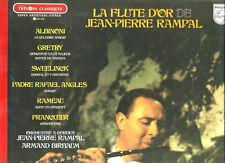 La Flute d'or de Jean-Pierre Rampal    Gretry Rameau Sweelinck   french Philips