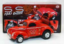 Acme A1800908 S&S Racing 1941 Gasser Red 1:18 Scale Diecast