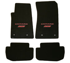 Floor Mats LLOYD MATS 4pc Front and Rear 2010 2011 2012 2013 2014 2015 Camaro SS