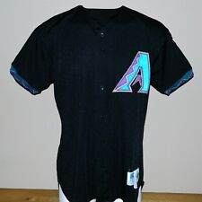 1998 Joel Adamson Game Worn Arizona Diamondbacks Inaugural ALT Jersey #38