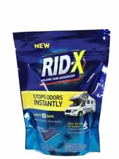 Rid-x Holding Tanks Biodegradable Deodorizer Pods 8 Ct