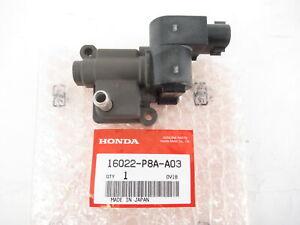 Genuine OEM Honda Acura 16022-P8A-A03 Idle Air Control Valve