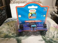 Mighty Mac boxed Thomas & Friends Wooden Railway Train / Learning Curve
