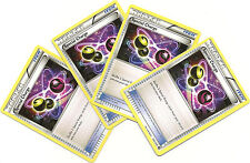 4x SPECIAL CHARGE 105/114- XY Steam Siege- Uncommon Trainer Pokemon Card MINT