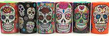Eclipse Candy Skulls Sealed Stash Can, Plastic Diversion Safe Can, SealedCan1