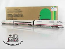 DG472 ESCALA N MINITRIX 12996 Unidad de tren experimental ICE BR 410 de la DB -