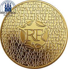 Euro Stempelglanz Gold Gedenkmünzen aus Frankreich