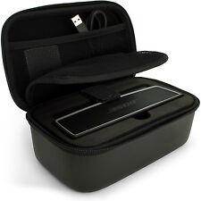 Negro Funda Carcasa Rígida para Bluetooth Altavoz Bose SoundLink Mini I II 1 2