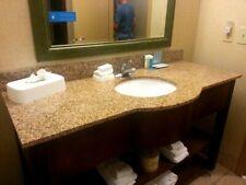 Granite Single Sink Vanities Base, Sink and Faucet Included - Lots of 20