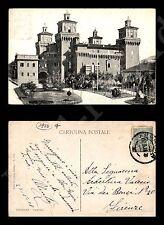 Ferrara - Il Castello - 29.5.1918