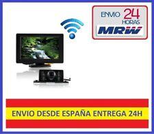 Camara de Marcha Atras LED con Pantalla LCD Inalambrica ¡¡Envio Gratis!!