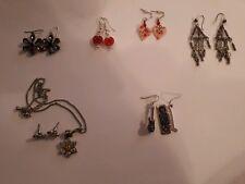 Earrings job lot