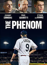 The Phenom DVD, Johnny Simmons, Paul Giamatti, Ethan Hawke, Noah Busch