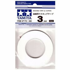 Tamiya 87178 Masking Tape for Curves 3mm Width